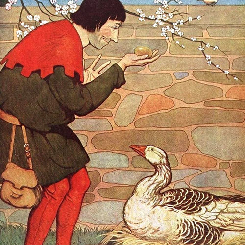 goose that lays the golden egg